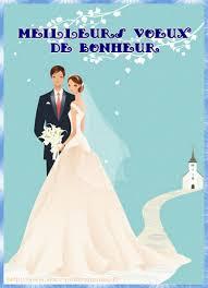 voeux de bonheur mariage pour mariage