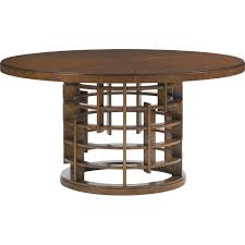 tommy bahama dining table bahama island fusion meridien round dining table lx 556 875c