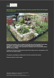 Design House Uk Wetherby Garden Design By Max Press Pages
