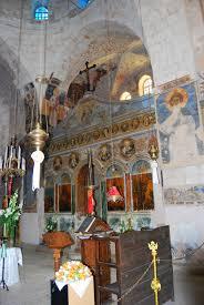 Greek Cross Floor Plan by Monastery Of The Cross Jerusalem