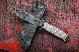 obsidian kitchen knives desert strike 6 barry dawson custom knives swords usa dawson