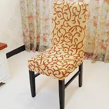 Dining Room Chair Slipcover Patterns Pattern Long Dining Room Chair Cover Chair Slipcovers At Hayneedle