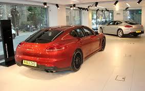 Porsche Panamera S E Hybrid - porsche is u0027in the zone u0027 as panamera s e hybrid arrives at smmt