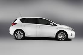 all new 2013 toyota auris pictures and details autotribute