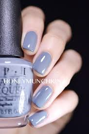 swatches of opi u2013 50 shades of grey collection u2013 honeymunchkin