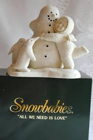50 best snowbabies images on department 56 figurines