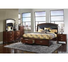 enzo 5 pc queen bedroom group badcock more retreat to your new bedroom with the sophistica