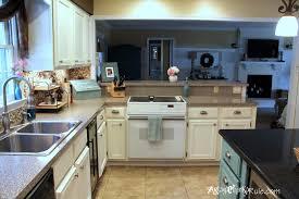 Annie Sloan Chalk Painted Kitchen Cabinets Kitchen Cabinet Makeover Annie Sloan Chalk Paint Artsy
