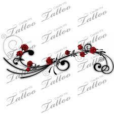tattoo selection embedding cute butterflies vine tattoos navel