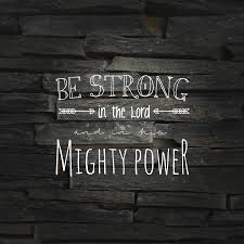 quotes about jesus friendship be strong good enough