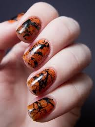 41 best halloween nail art designs images on pinterest halloween