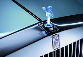 why rolls royce spirit of ecstasy ornaments never get stolen