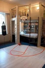 Sport Room On Pinterest Cool Boys Bedroom Decorating Ideas Sports - Boys bedroom decorating ideas sports