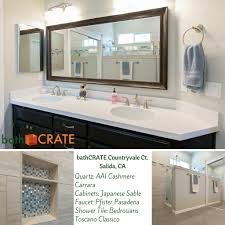 bathcrate countryvale court in salida ca complete kitchencrate