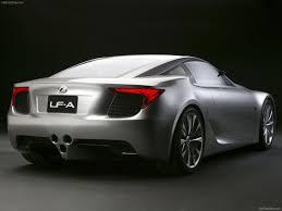 lexus lfa horsepower lexus lf a concept 2007 pictures information u0026 specs