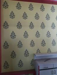 Pin By Surabhi Sonar On Asian Paints Stencils Textures  Wall - Asian paints wall design