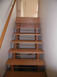 Stairs With Open Risers by Interior Projects