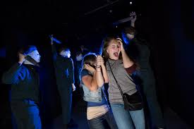 halloween horror nights commercials find out what scary thing stars are doing for halloween 2 j 14