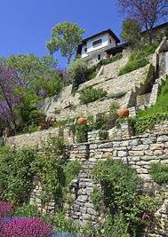 Rock Gardens On Slopes Slope Landscaping Ideas Lovetoknow
