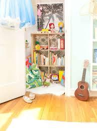 toddler closet reading nook lay baby lay