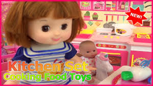 Toy Kitchen Set Food Kitchen Set Cooking Food Toys Android Apps On Google Play