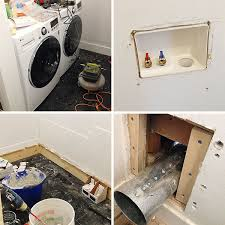 replicating millwork and stuff in the laundry room manhattan nest