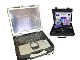 amazon com universal diesel diagnostic laptop tool cat cummins