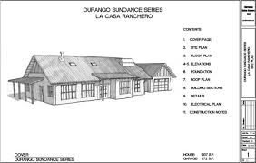 home building blueprints solar home building plans durango solar homes