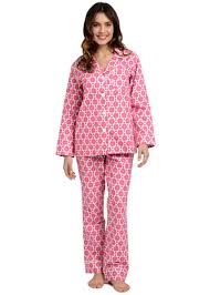 printed flannel pajamas elizabeth cotton luxury pajamas