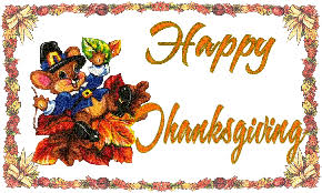 happy thanksgiving animated graphics animate it
