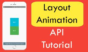 layout animation ios react native layout animation api android ios exle tutorial