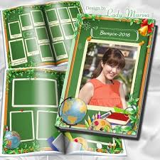 school photo album free school photo book psd free