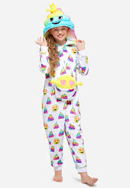 one pajamas for emoji unicorn more justice