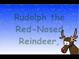 rudolph red nosed reindeer lyrics