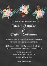 chalkboard wedding invitations chalkboard wedding invitations diy pretty adorable designs