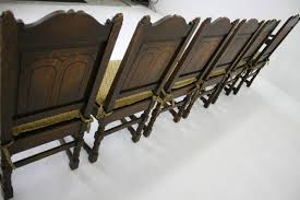 krug oak chairs antique oak chair h krug office swivel chair made