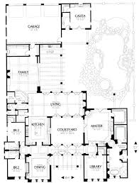 courtyard house floor plans house plans with courtyards elegant v shaped house plans house floor