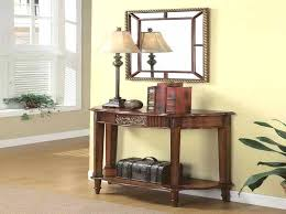 Foyer Design Ideas Concept Fantastic Table For Hallway Entrance With Best 25 Hallway Mirror