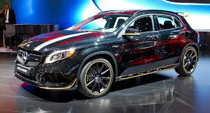 mercedes gla amg facelifted mercedes amg gla 45 with performance studio package is