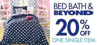 Bed Bath And Beyond 20 Percent Off Coupon Bed Bath And Beyond Coupon Code Find Your Working Promo Code