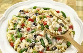 tuna and green bean pasta salad canned tuna recipes bumble bee