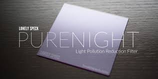 Filter Purenight Premium Light Pollution Reduction Filter By Lonely Speck