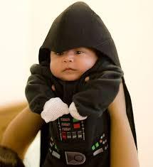 Halloween Costume Darth Vader Funny Baby Halloween Costume Ideas Weknowmemes