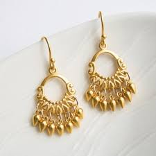 gold earrings for women images women gold earring women earrings aliganj bazar lucknow prem