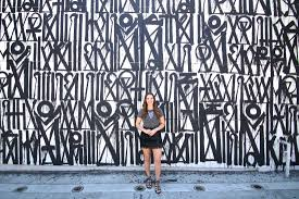 street public art retna aka marquis lewis is a grafitti artist who was born and raised in l a according to new image art