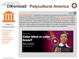 Ted Talk Color Blind Polycultural America Quick Facts What U0027s Changing Ppt Download