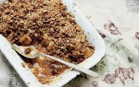 apple pear crumble winter spiced pear and apple crumble recipe search results pick