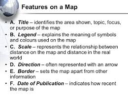 Map Legend Symbols Maps The Geographer U0027s Basic Tools Ppt Video Online Download
