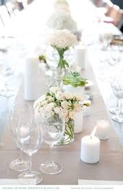 best 25 white table settings ideas on black and white