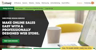 godaddy u0027s online store rocks for beginners ecommerce platforms